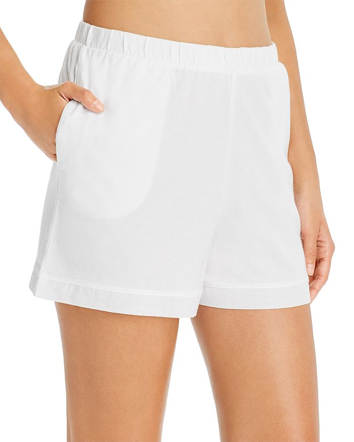 Natural Skin - Organic-Cotton-Blend Cindy Sleep Shorts