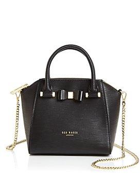 Ted Baker - Della Micro Leather Handbag