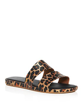 Melissa - Women's Color Pop Slide Sandals