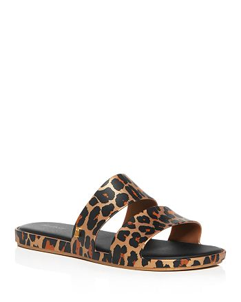 Melissa - Women's Color Pop Slide Sandals
