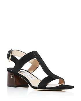 Jimmy Choo - Women's Jin 45 Block-Heel Sandals