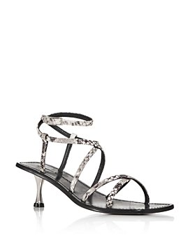 Sigerson Morrison - Women's Irma Square-Toe Strappy Sandals