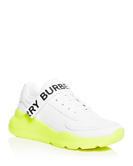 Burberry - Women's Ronnie Low-Top Sneakers