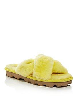 UGG® - Women's Fuzzette Slide Sandals