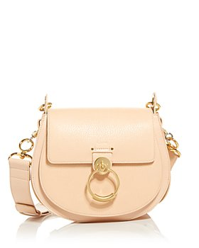 Chloé - Tess Medium Leather Crossbody