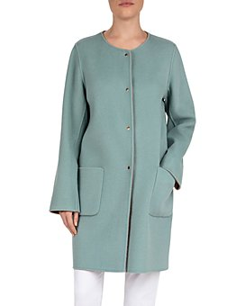 Gerard Darel - Double-Face Reversible Wool Coat