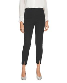 1.STATE - Slit-Hem Slim-Leg Pants