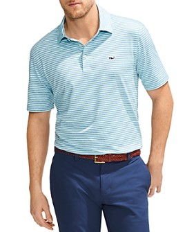 Vineyard Vines - Heathered Kennedy Slim Fit Polo Shirt