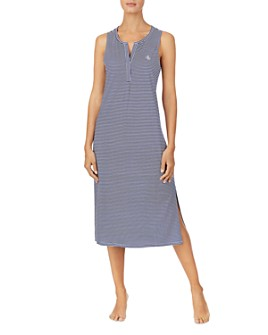 Ralph Lauren - Striped Ballet Nightgown