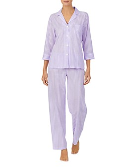 Ralph Lauren - Striped Pajama Set