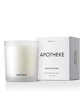 APOTHEKE - White Vetiver Candle
