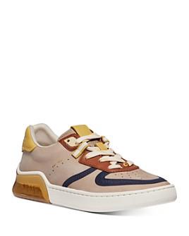COACH - Women's CitySole Court Low-Top Sneakers