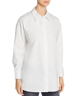 Marled - Button-Up Tunic