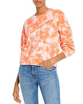 AQUA - Tie-Dyed Sweatshirt - 100% Exclusive