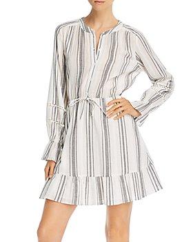 Parker - Wylie Striped Mini Dress