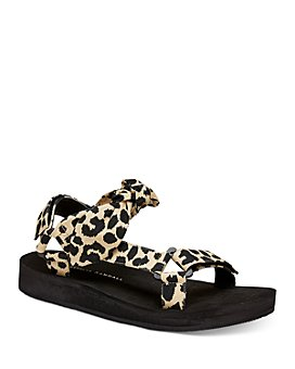 Loeffler Randall - Women's Maisie Strappy Wedge Sandals