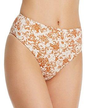 Caroline Constas - Viki High-Waisted Bikini Bottom