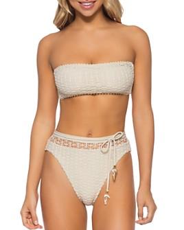 ISABELLA ROSE - Milan Bandeau Bikini Top & Milan Bondi Bikini Bottom