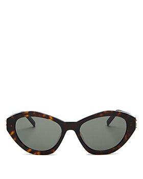 Saint Laurent - Unisex Cat Eye Sunglasses, 54mm