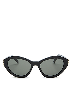 Saint Laurent Unisex Cat Eye Sunglasses, 54mm-Jewelry & Accessories