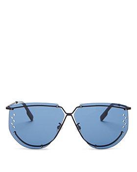 Kenzo - Women's Rimless Aviator Sunglasses, 62mm