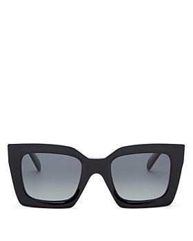 CELINE - Women's Polarized Bold Square Sunglasses, 51mm