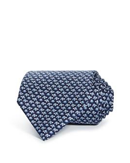 Salvatore Ferragamo - Lavinia Silk Classic Tie