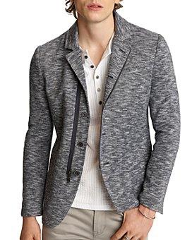 John Varvatos Star USA - Daryl Double-Knit Regular Fit Jacket