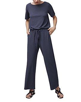 b new york - Wide-Leg Jumpsuit