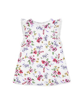 Pippa & Julie - Girls' Floral-Print Shift Dress - Little Kid