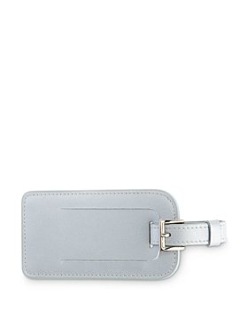 ROYCE New York - Leather Luggage Tag