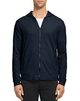 Theory - Layer Regular Fit Zip Hoodie