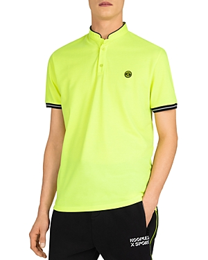 The Kooples Pique Logo Sport Polo