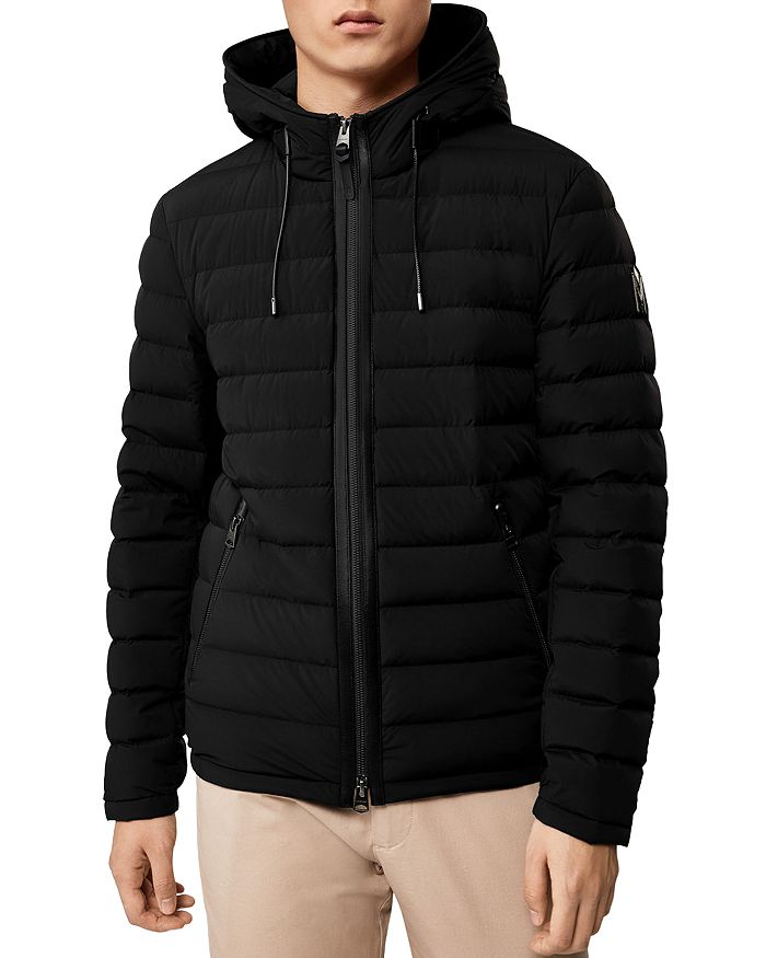 Mackage - Channel-Quilted Hooded Jacket