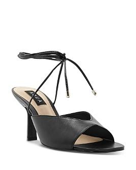 AQUA - Women's Lunay Strappy Sandals - 100% Exclusive