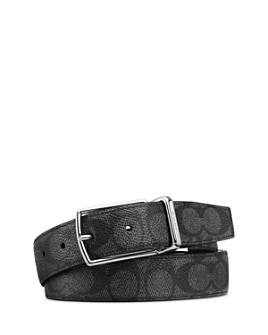 COACH - Men's Reversible Harness Belt