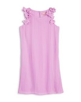 BCBGirls - Girls' Floral Trapeze Dress - Big Kid