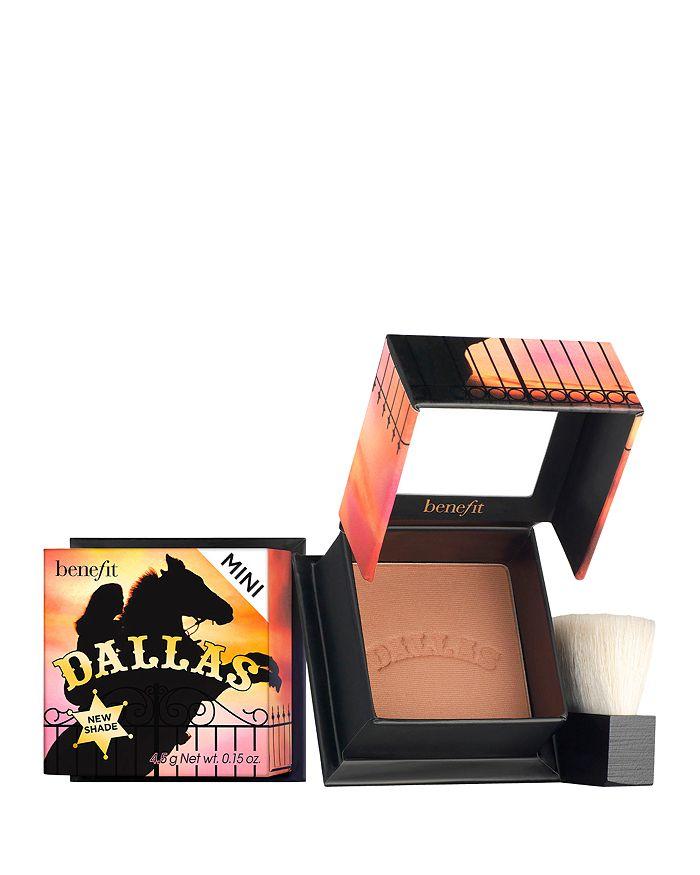 Benefit Cosmetics - Dallas Blush Mini