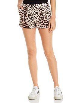 Generation Love - Dixie Leopard Print Shorts