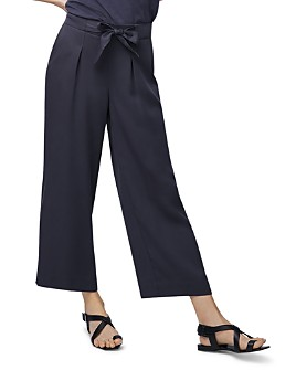 b new york - Tie-Front Culottes