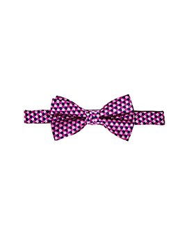 The Men's Store at Bloomingdale's - Geometric Silk Bow Tie - 100% Exclusive