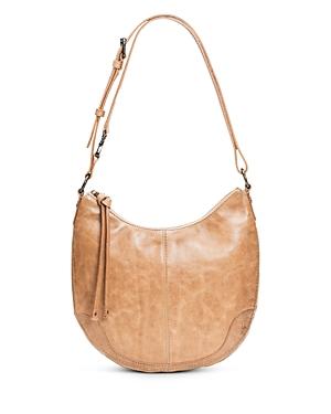 Frye Melissa Small Leather Shoulder Bag-Handbags