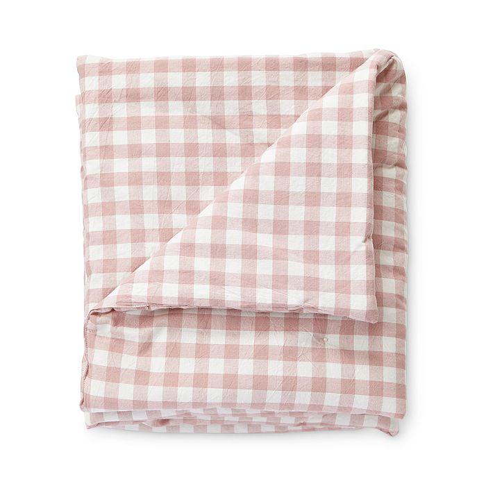 Pehr - Check Mate Toddler Blanket, Large