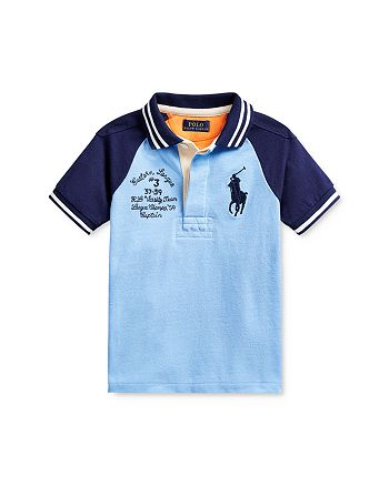 Ralph Lauren - Boys' Cotton Eastern League Polo Shirt - Little Kid