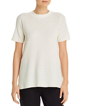 Eileen Fisher Petites - Petites Mock-Neck Tunic