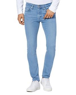 PAIGE - Croft Skinny Jeans in Rosman