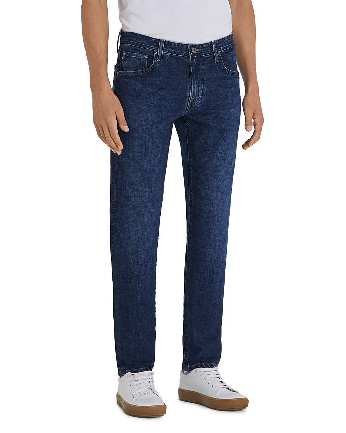 AG - Graduate Slim Straight Fit Jeans in Crusade
