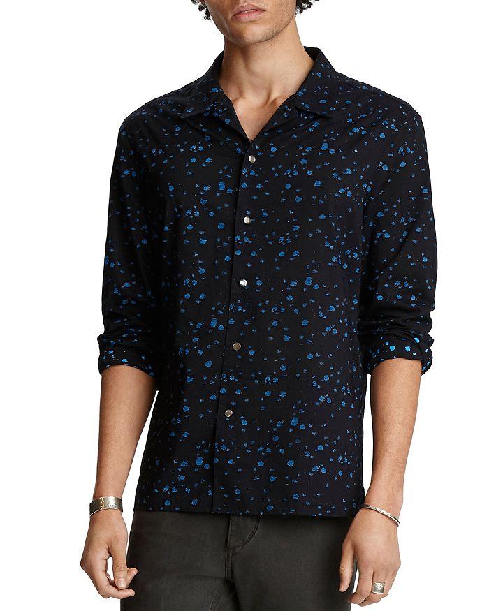 John Varvatos Collection - Printed Slim Fit Shirt