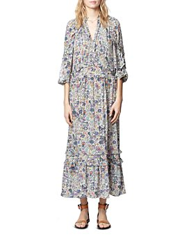 Zadig & Voltaire - Realized Paisley-Printed Dress
