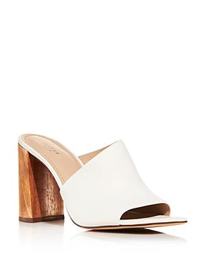 Botkier Women\\\'s Ross Block-Heel Sandals